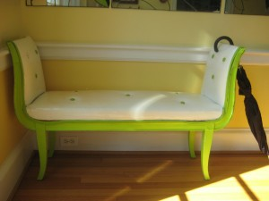 worry wart bench